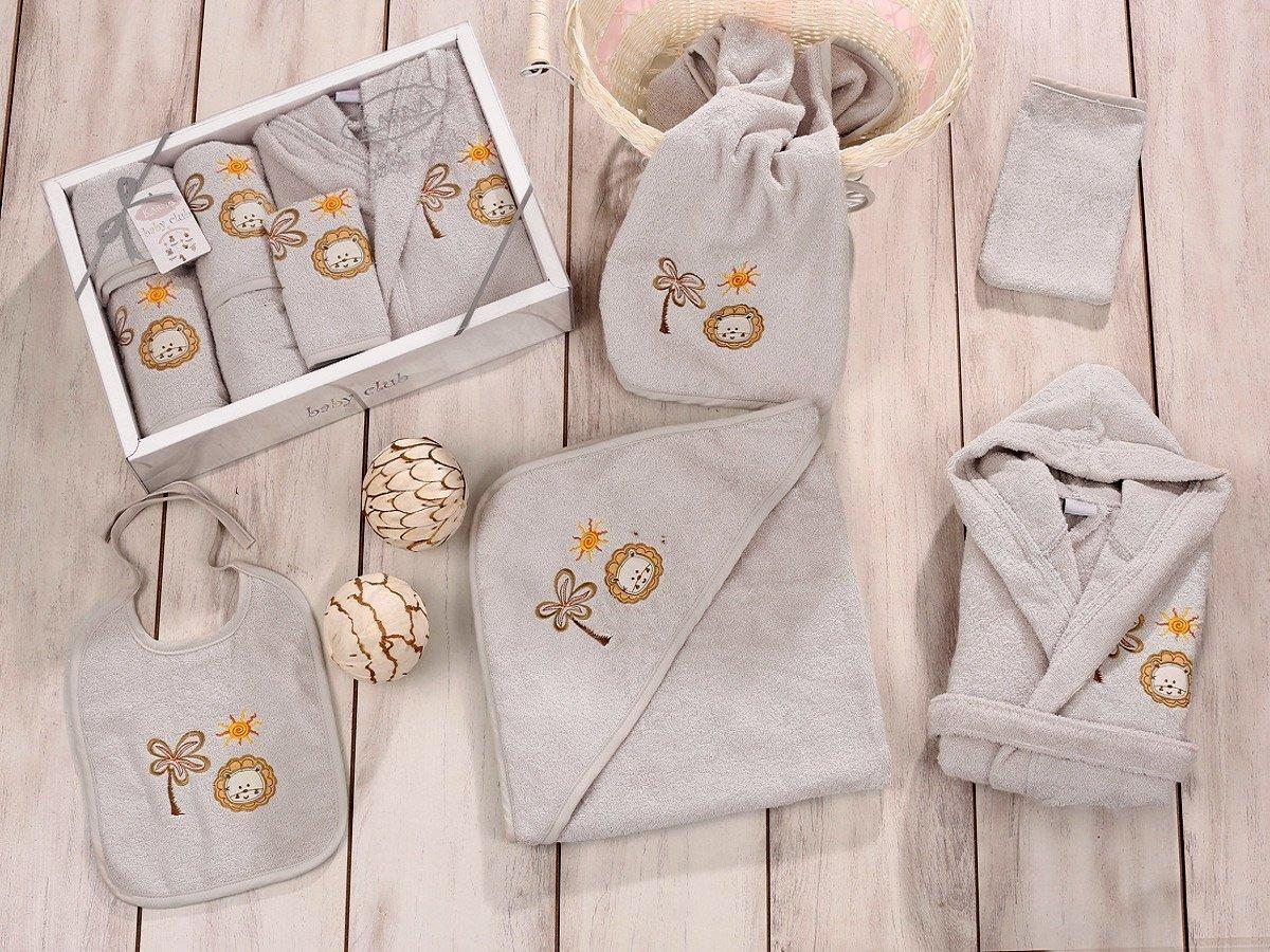 Baby club св.серый - набор 5 предметов от 1-3 лет Karna