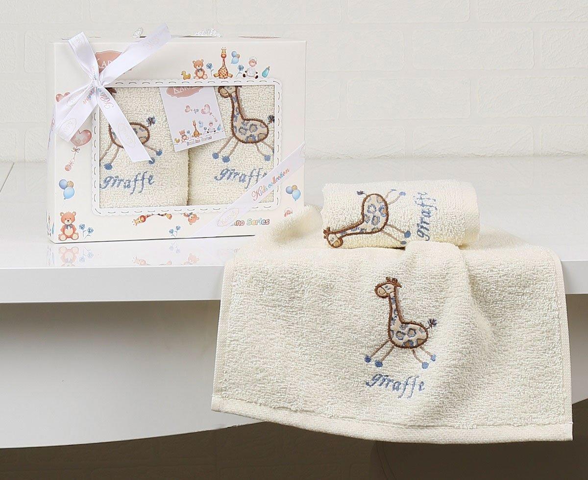 Комплект детских полотенец Bambino 2135 V2 Karna