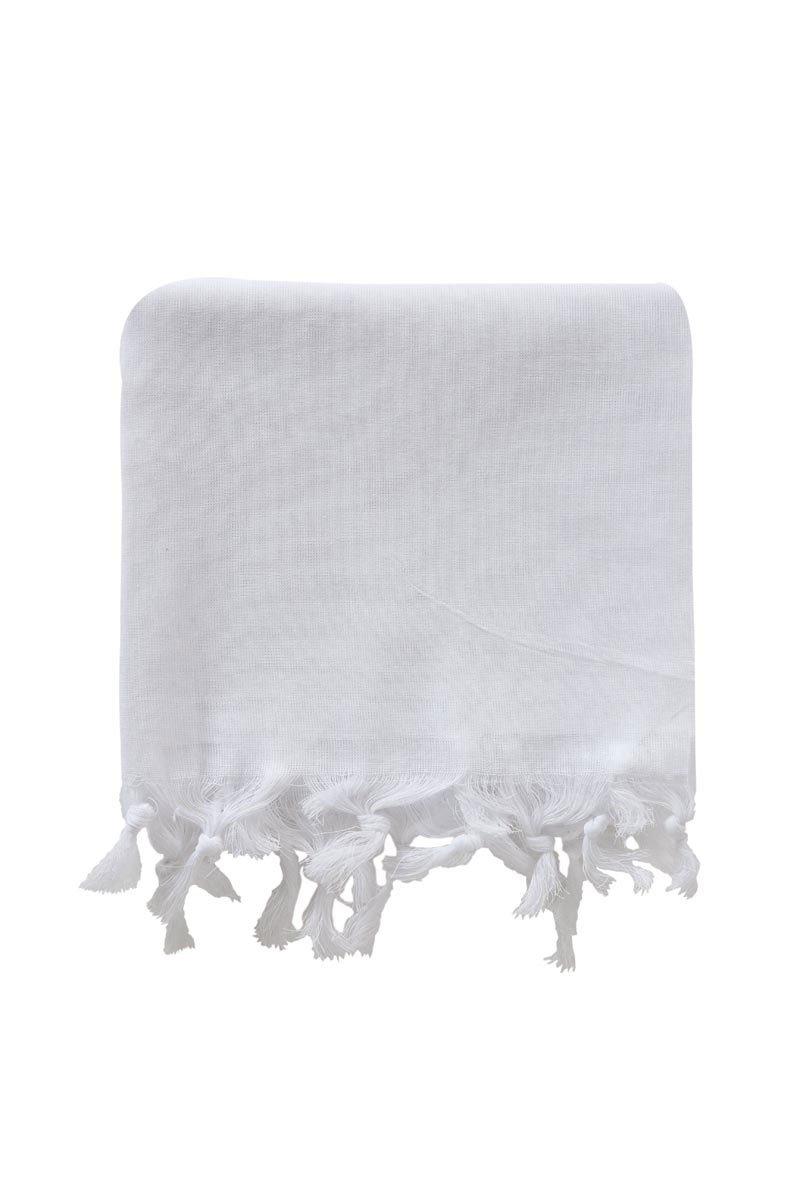Хлопковое полотенце для сауны 100x180 (1 шт) 3223 Peshtemal V18 Karna