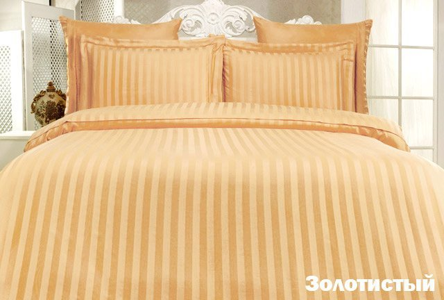 814 Perla золото - бамбуковое белье Karna
