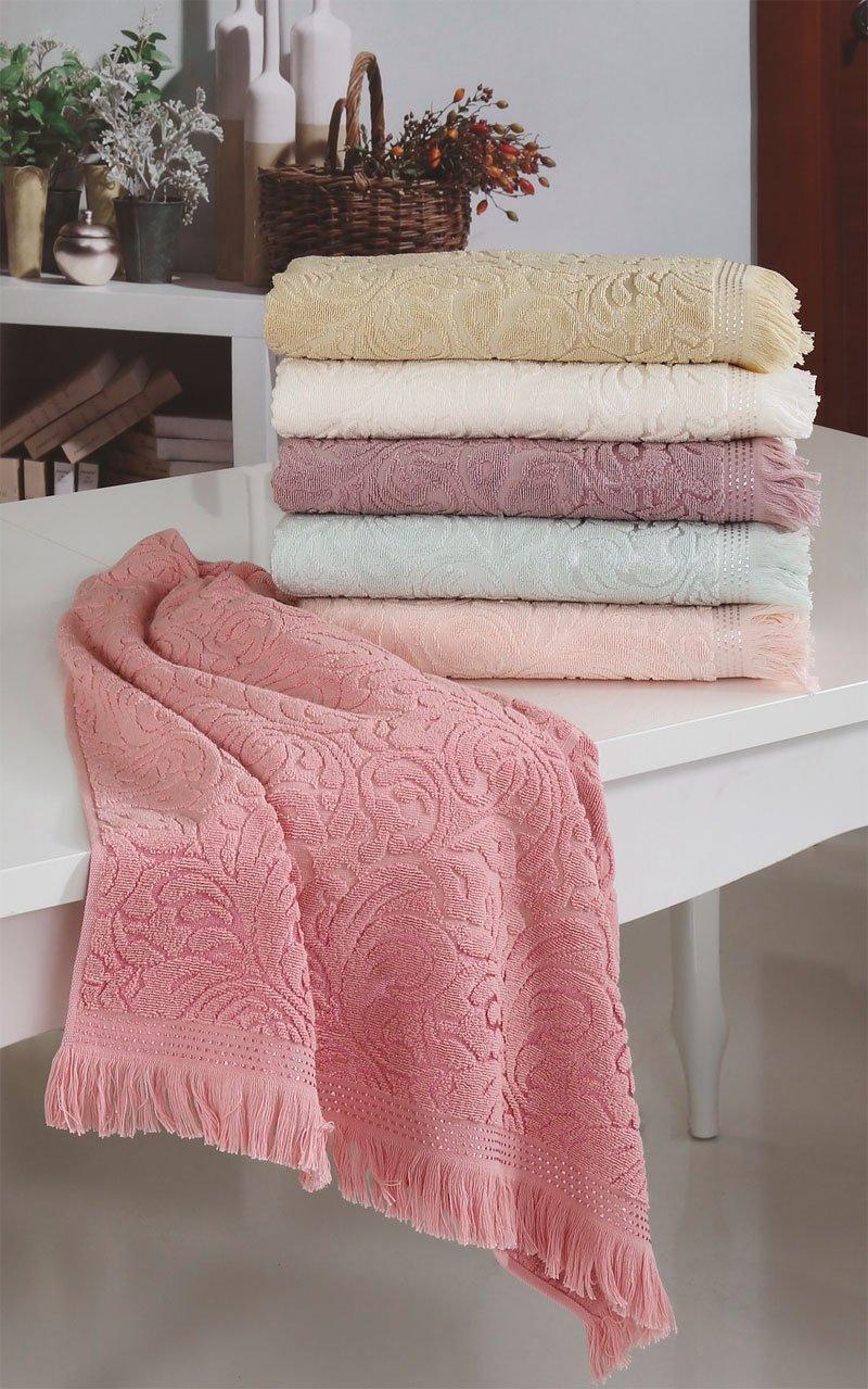 Esra - жаккардовые полотенца Karna