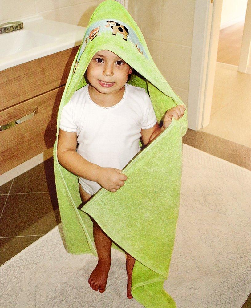 Детское полотенце-уголок Kids robe Maison dor