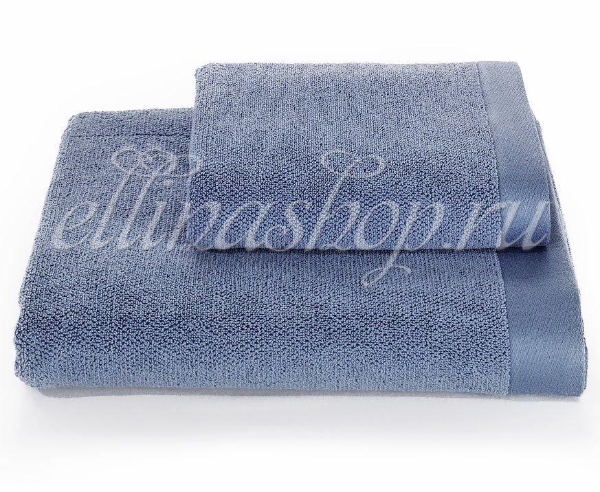 Lord голубое полотенце Soft cotton
