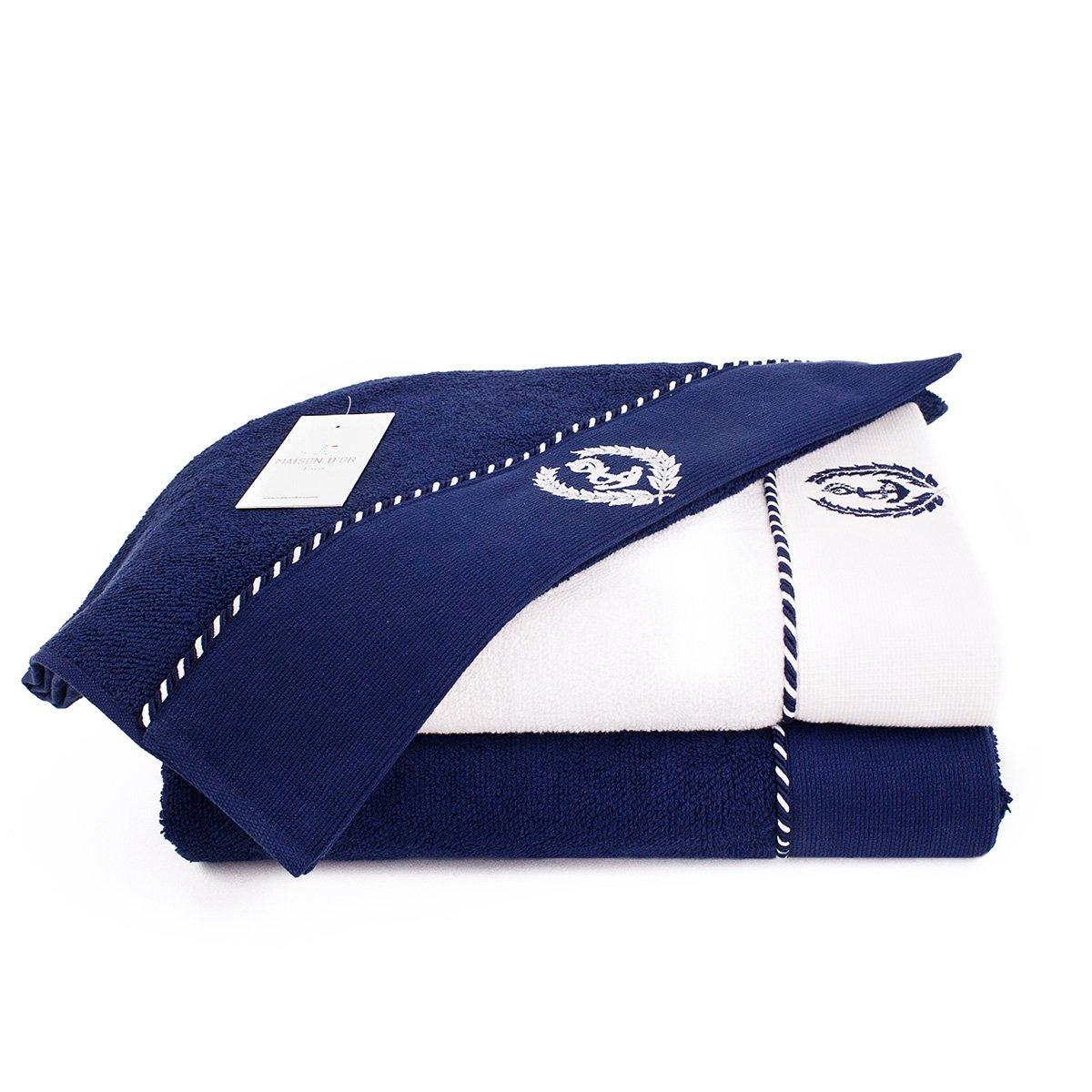 Полотенца махровые Michel sailing Maison dor