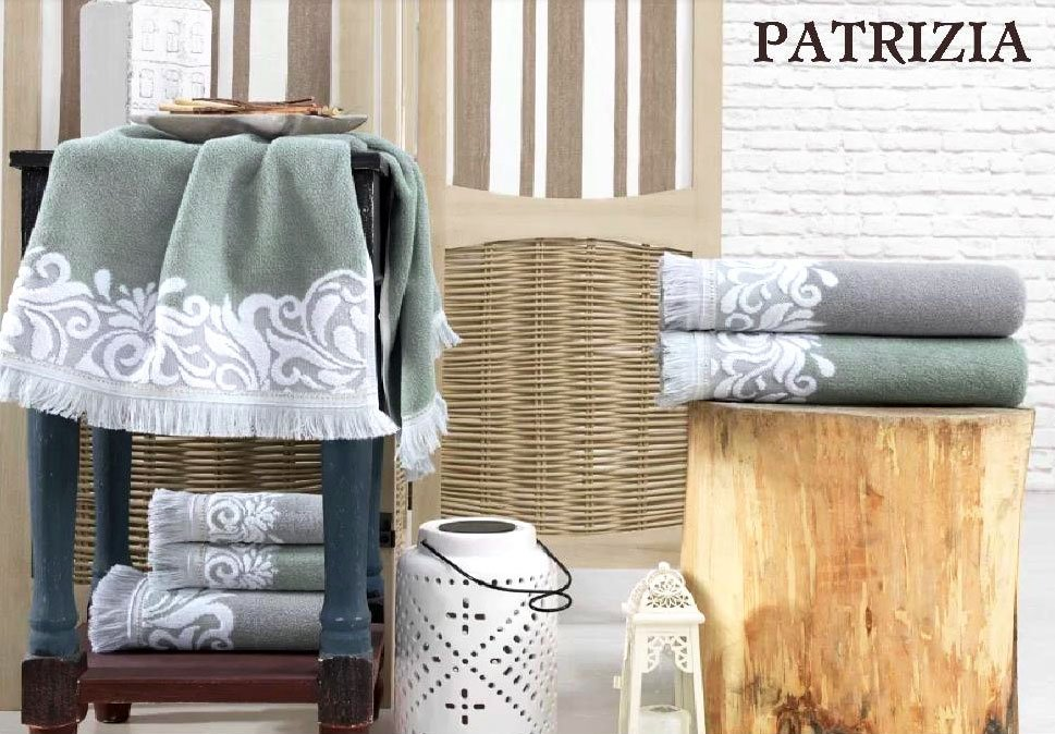 Комплект полотенец (30x50, 50x90, 70x140) Patriza La villa