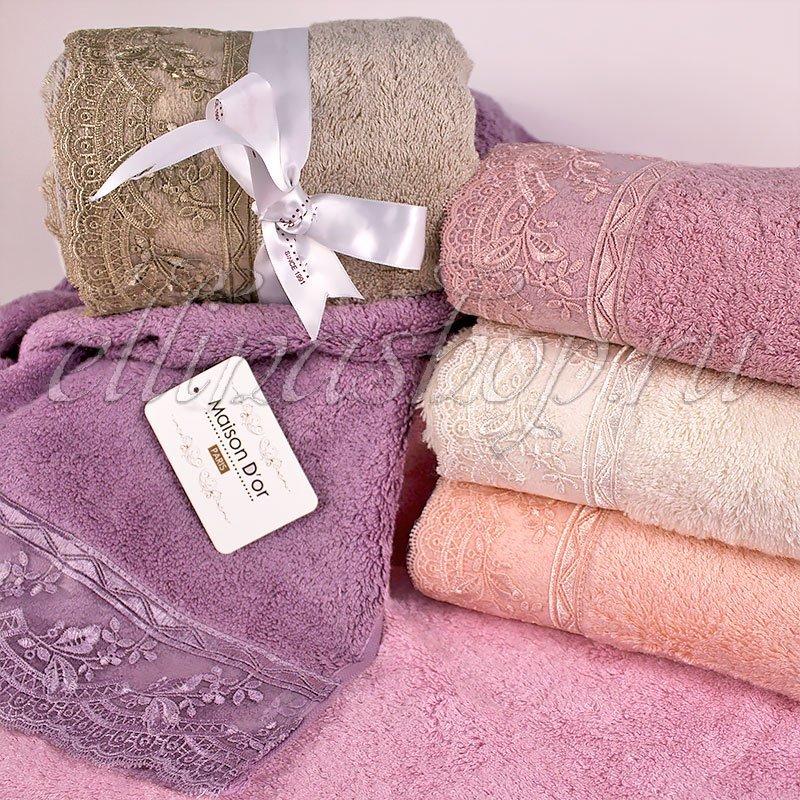 Reyna полотенце лицевое, банное Maison dor