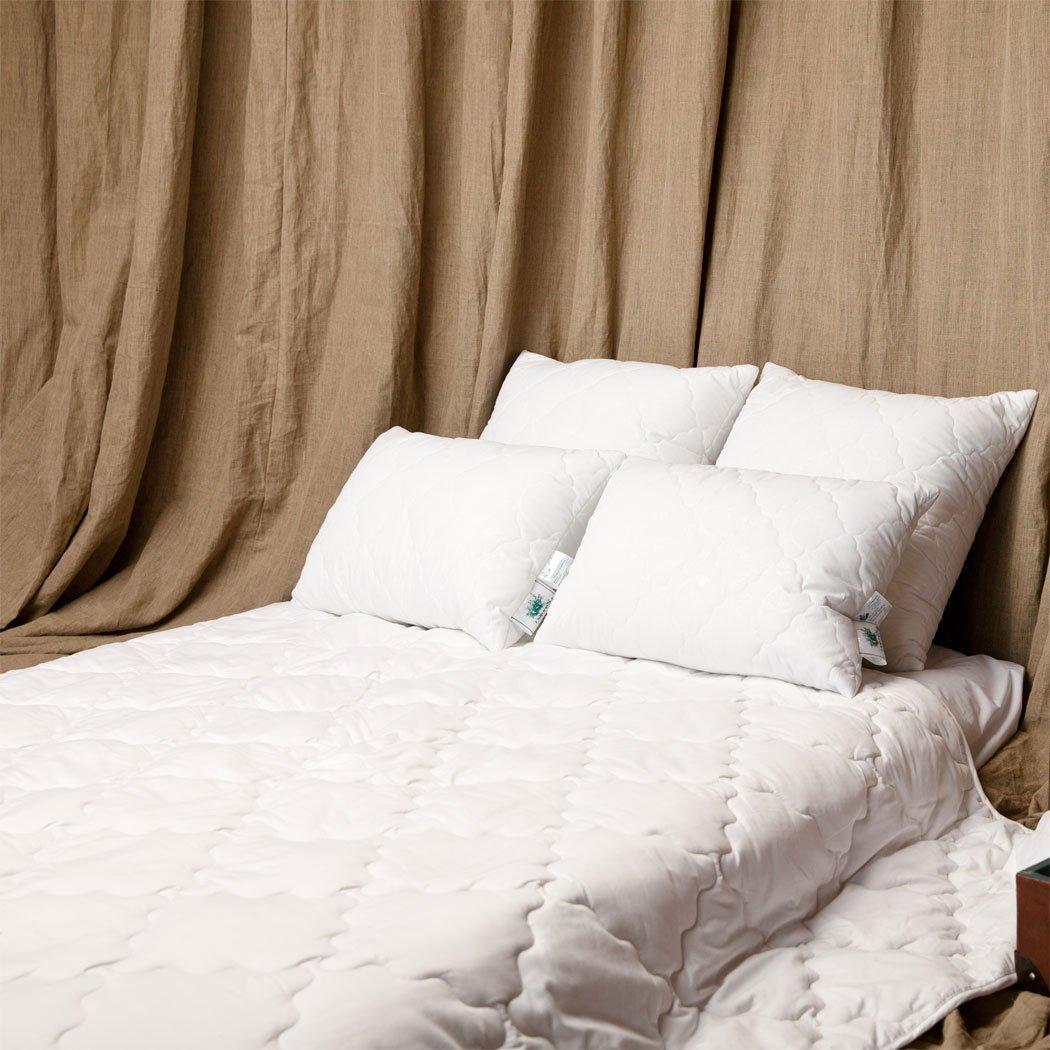 Бархатный бамбук бамбуковые подушки и одеяла