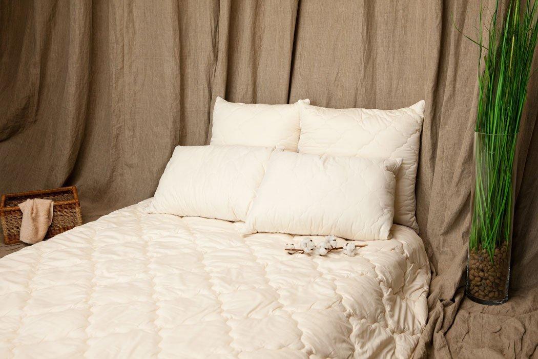 Хлопковая нега - одеяло из хлопка