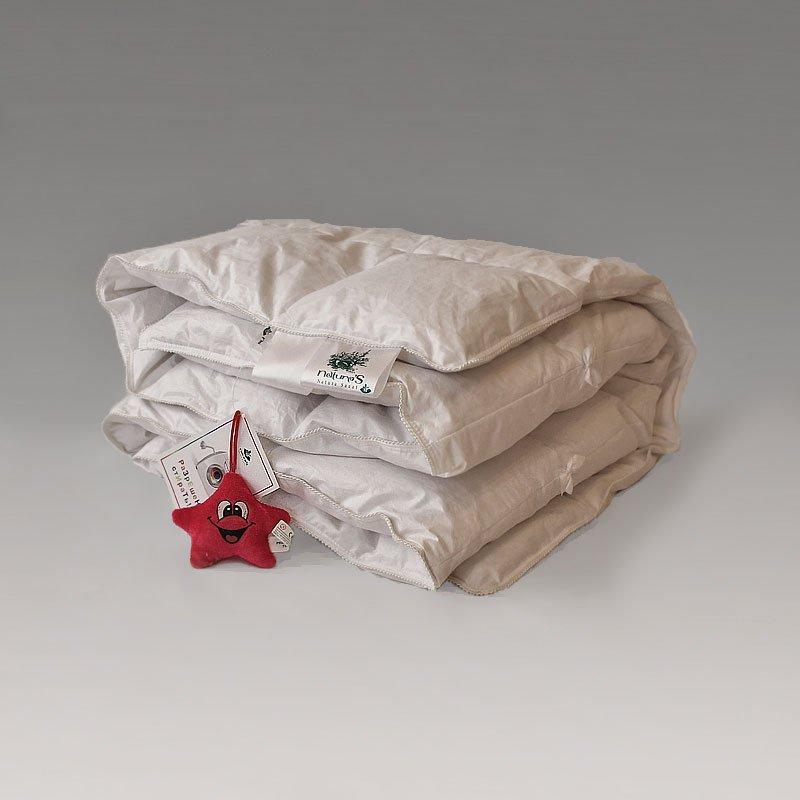 Пуховое облако детские одеяла и подушки из пуха