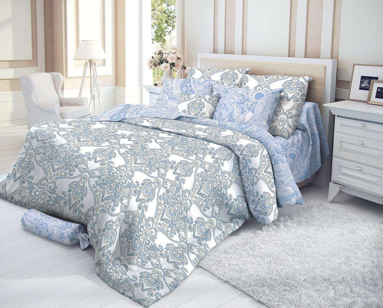 Комплект постельного белья из сатина 23002 Manisa Verossa