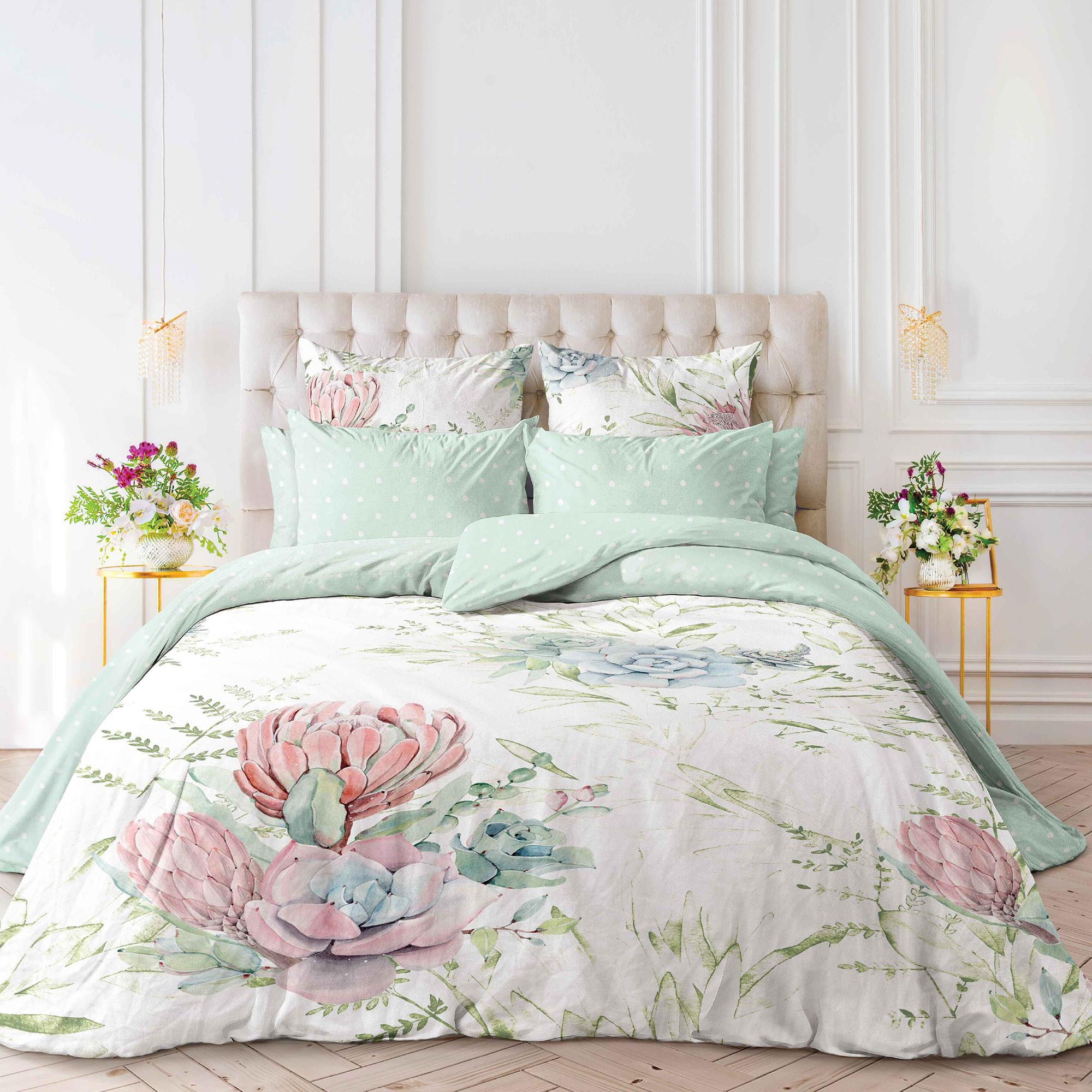 Комплект постельного белья из перкаля Delizia Verossa