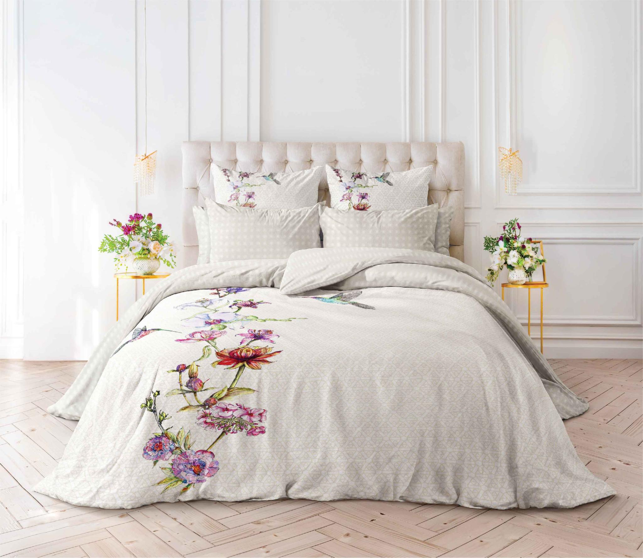 Комплект постельного белья из перкаля Edem Verossa