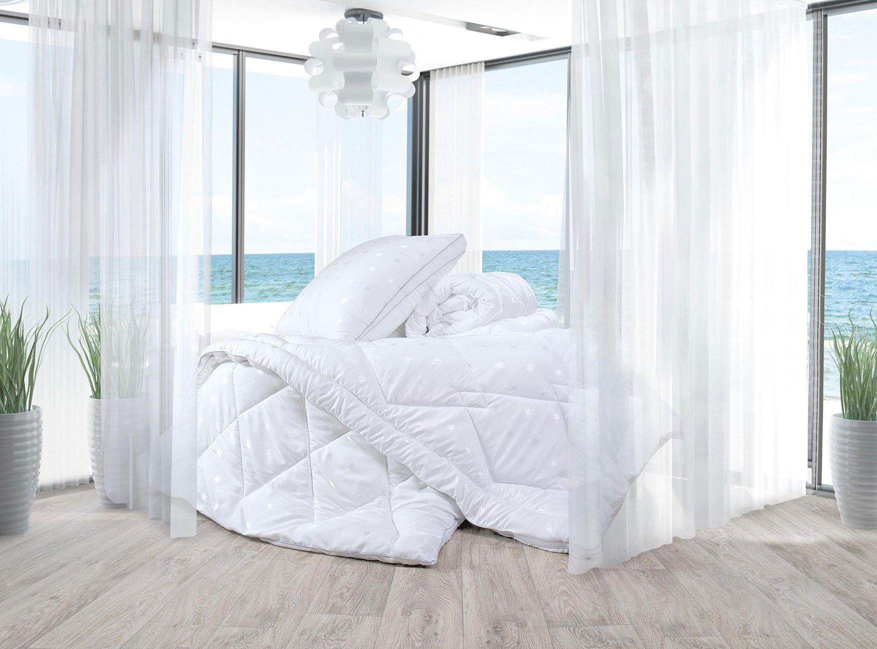 Одеяло из лебяжьего пуха Легкое облако Spa tex