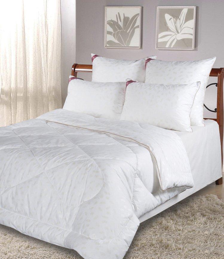 Verossa classic подушки и одеяла из лебяжьего пуха