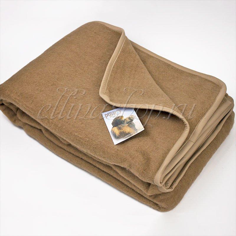 Каракумы 01 Шерстяное одеяло Руно