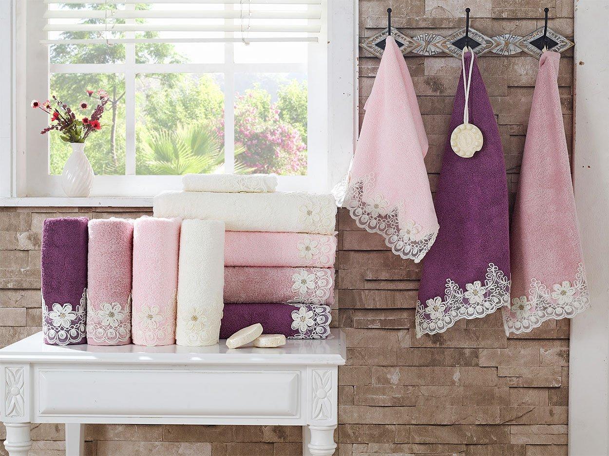 Baley - комплект бамбуковых полотенец 3шт. La villa