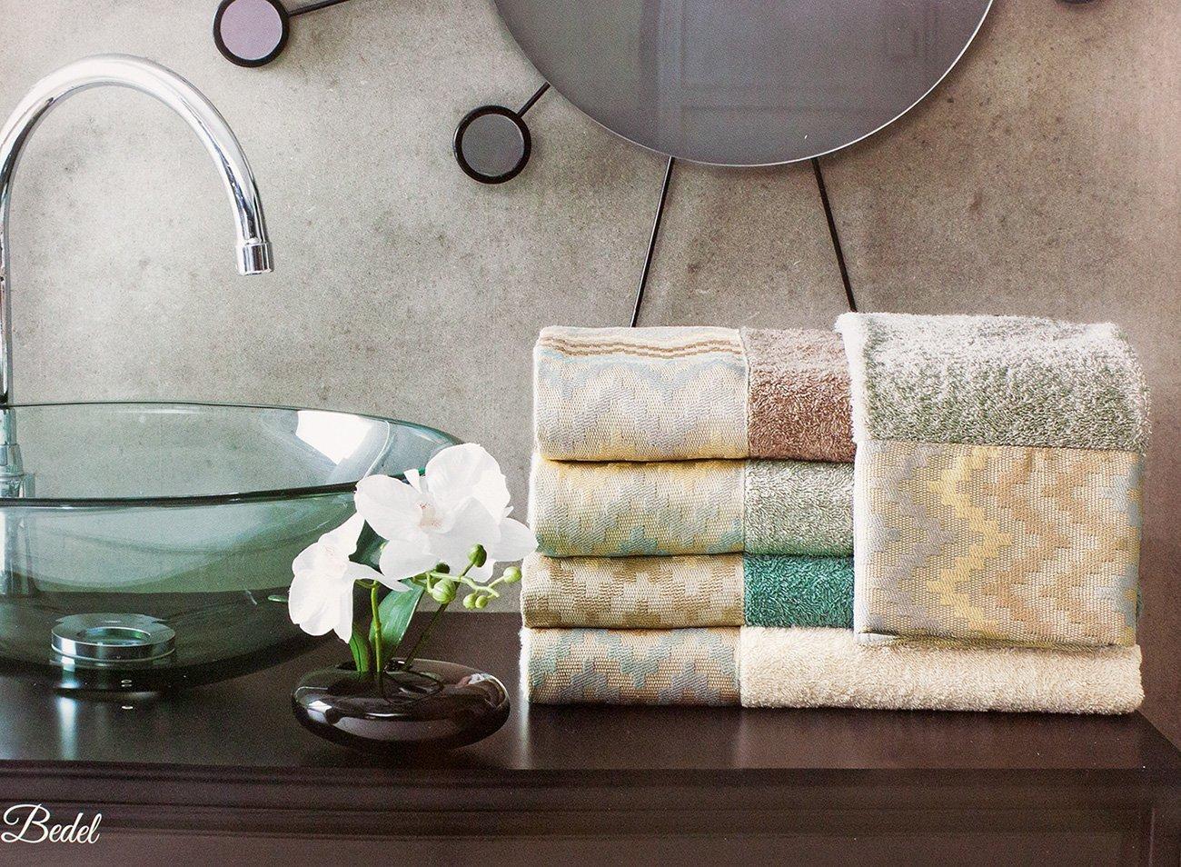 Bedel - комплект махровых полотенец 2шт. La villa