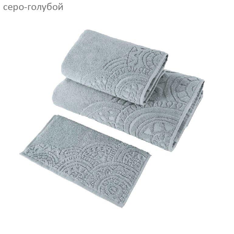 Комплект махровых полотенец 3шт (30x50) Circle Soft