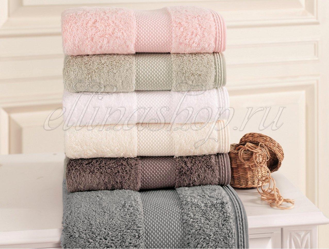 Deluxe полотенца лицевое, банное, комплекты Soft Cotton