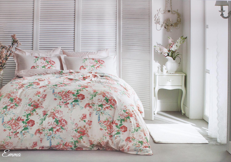 Emma постельное белье из сатина Tivolyo