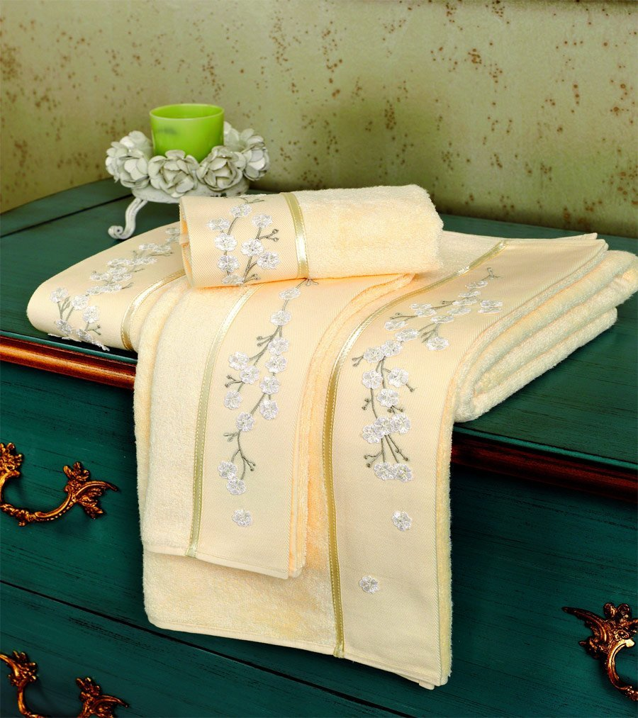 Hayal бамбуковое полотенце Soft Cotton