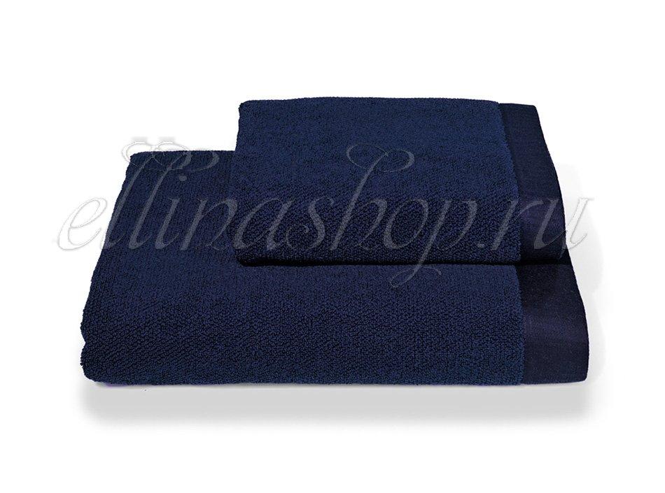 Lord темно-синий полотенце Soft cotton