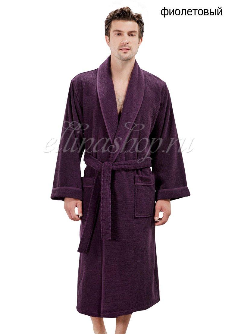 42f706b688dd Lord мужской махровый халат Soft Cotton: купить по лучшей цене с ...