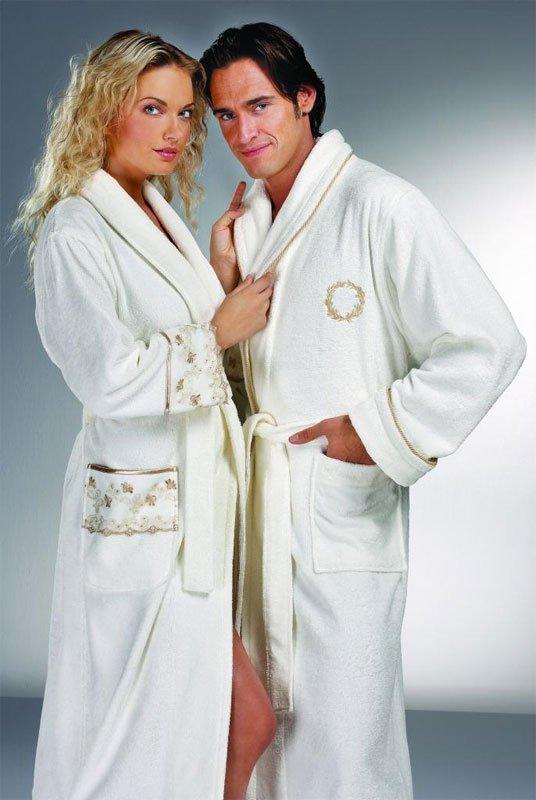 Sehzade 2828 мужской халат Soft Cotton