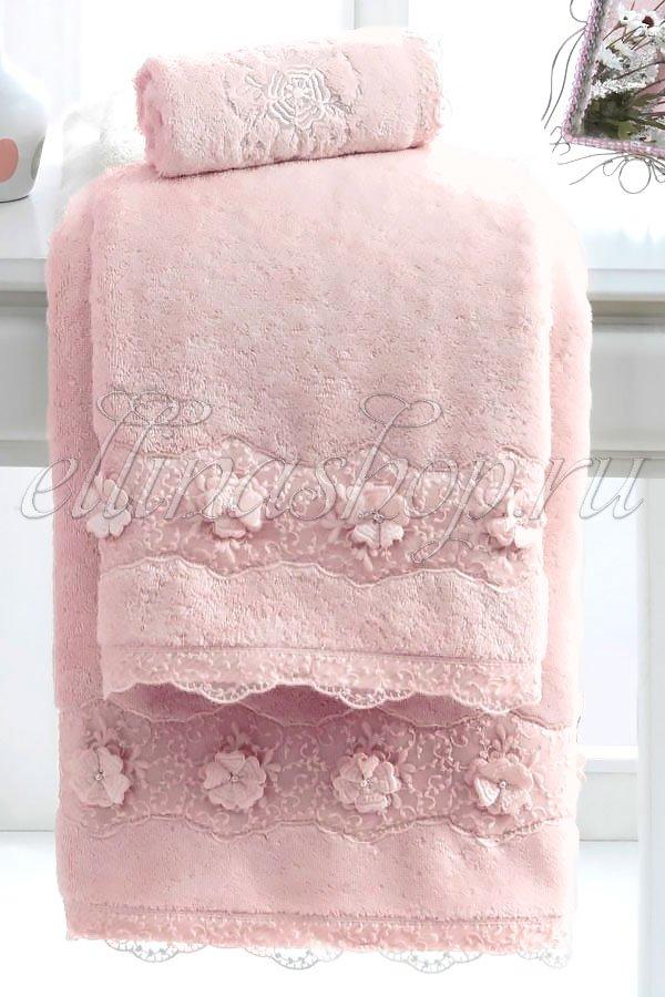 Yonca комплект лицевых полотенец 3шт. Soft Cotton