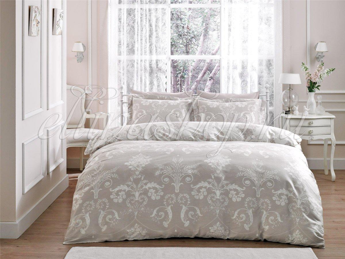 Arredo бежевый постельное белье из сатина-люкс Tivolyo