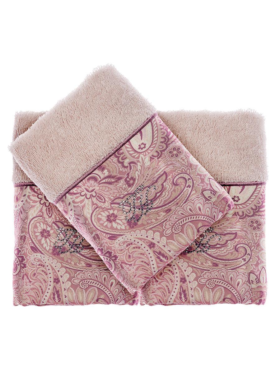 Комплект полотенец 30x50 (3 шт) Etto бежевый Tivolyo