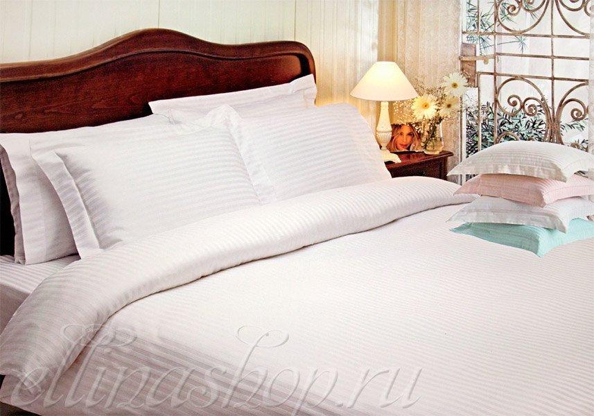 Жаккард кремовый комплект постельного белья Tivolyo