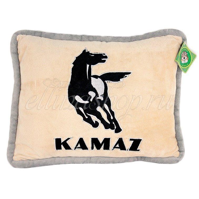 3446 Kamaz подушка декоративная