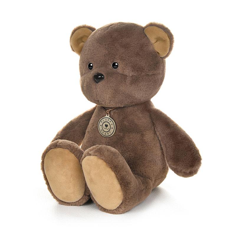 Игрушка MT-MRT081909-35S Fluffy Heart Медвежонок 35 см Maxitoys