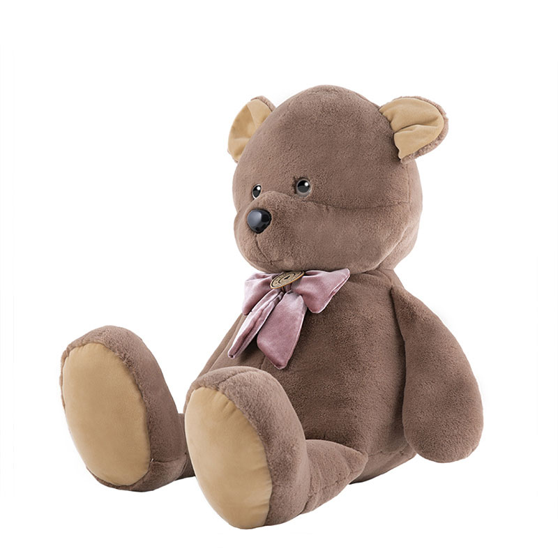 Игрушка MT-MRT081909-50S Fluffy Heart Медвежонок 50 см Maxitoys