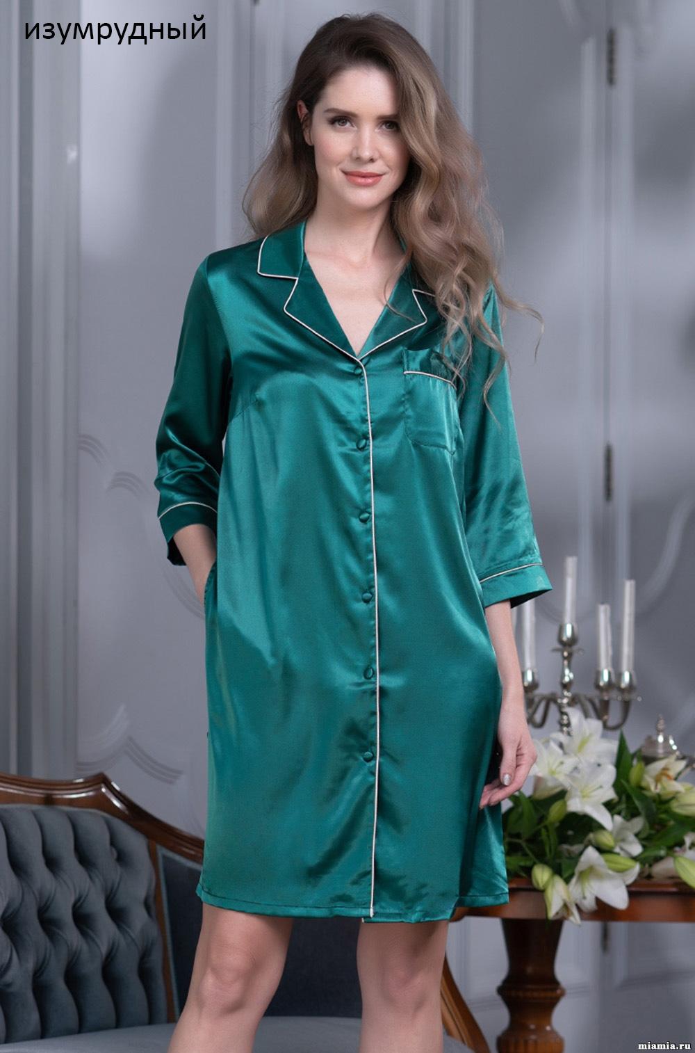 Рубашка-халат 8737 Джулия Mia Amore