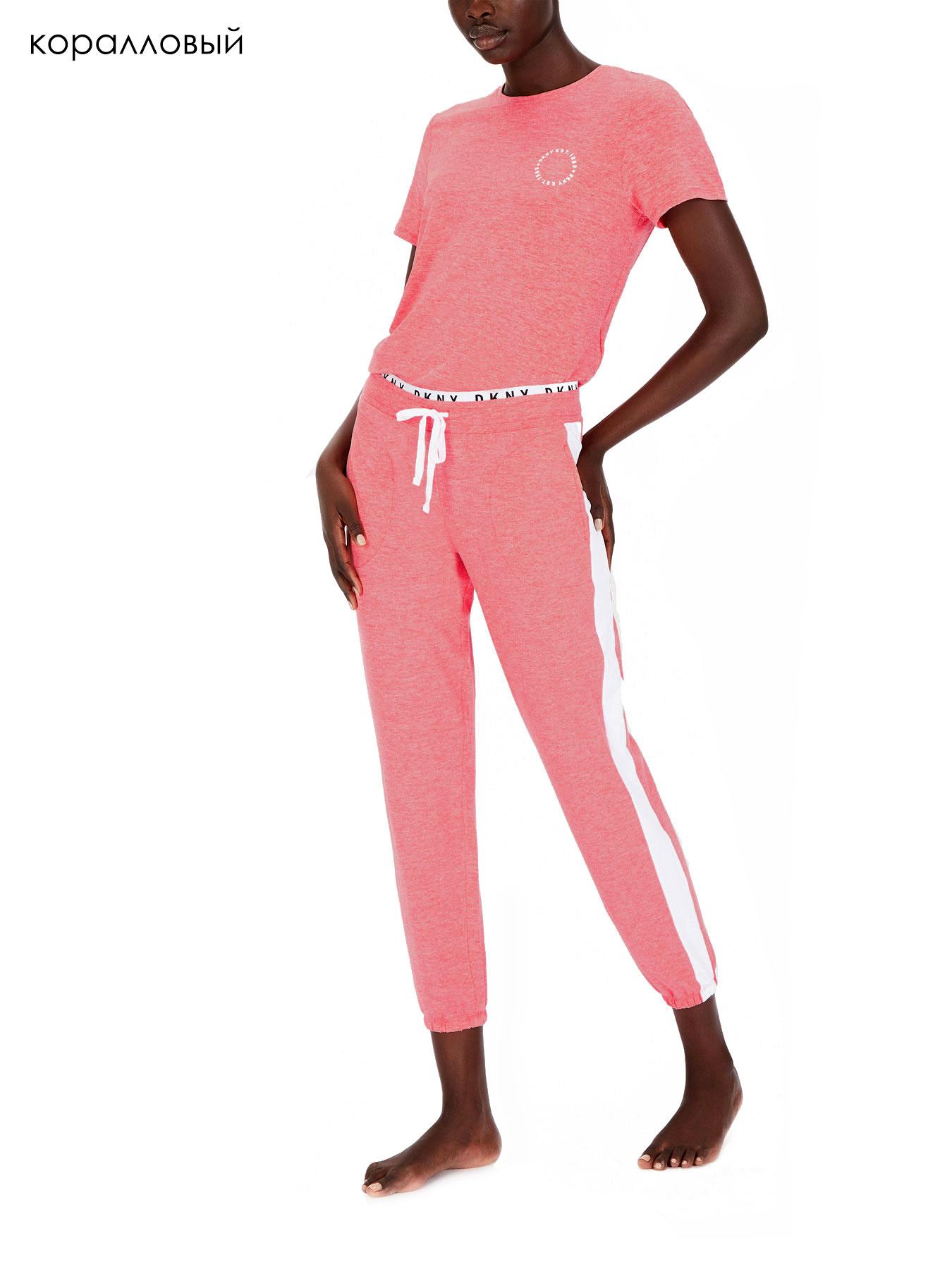 Трикотажный комплект (футболка, брюки) YI2422471/2722471 DKNY