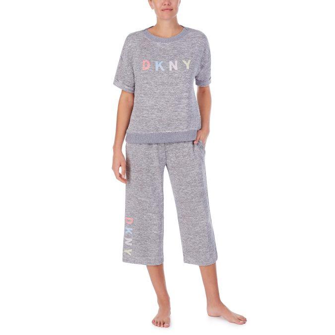 Комплект (футболка + бриджи) YI2922455 DKNY