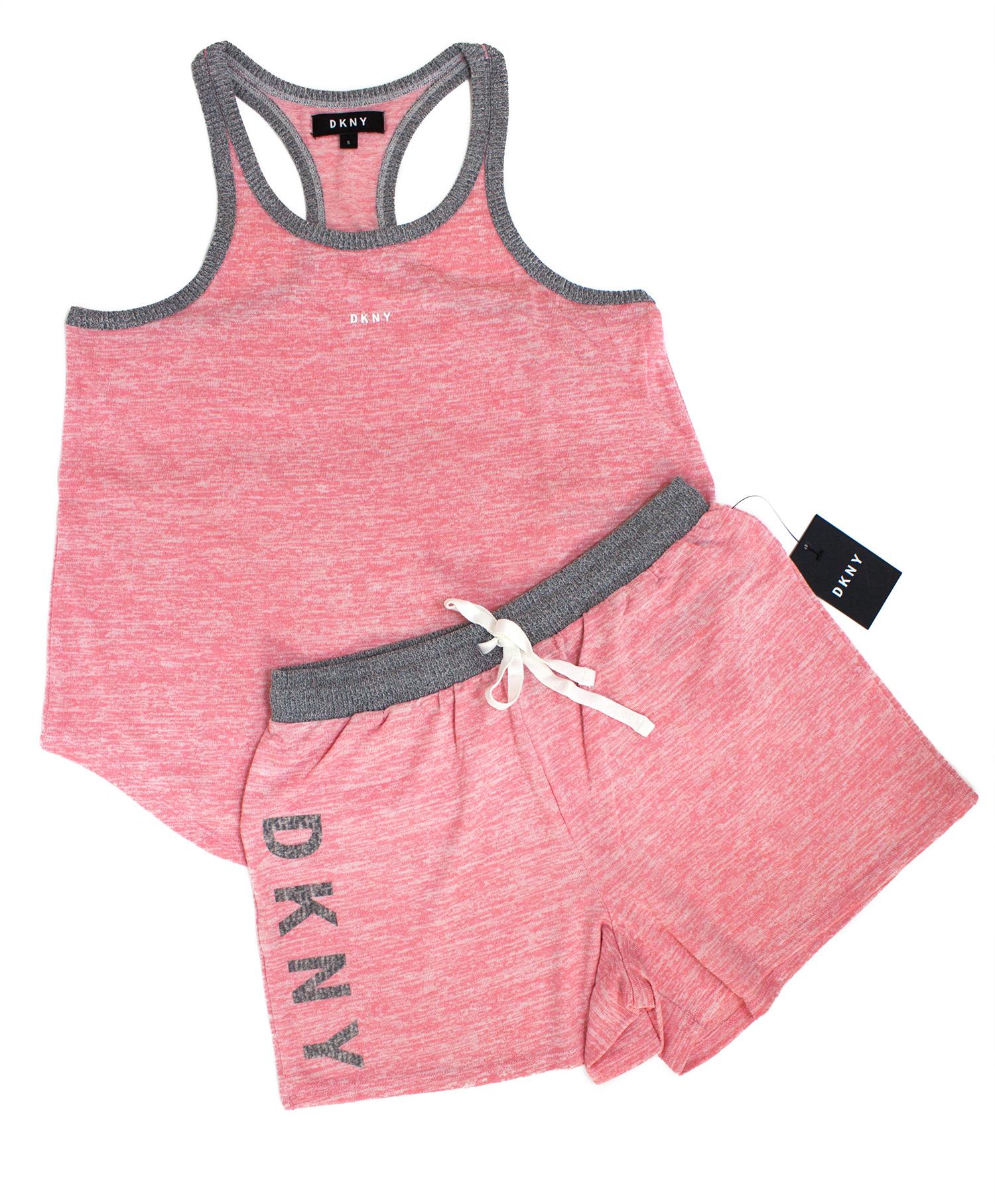 Комплект (майка + шорты) YI3922455 DKNY