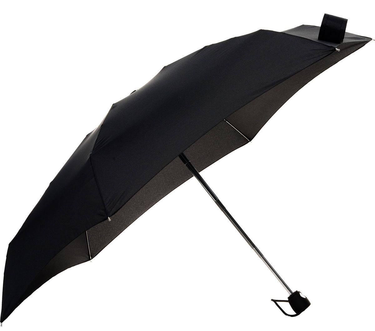 Мужской компактный зонт 09145 (полный автомат) 95 см Isotoner