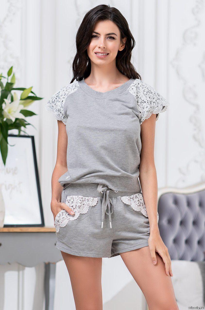Комплект (футболка, шорты) 1522 Robertina Mia Mella