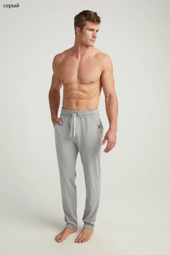 Мужские хлопковые брюки 500779H Jockey