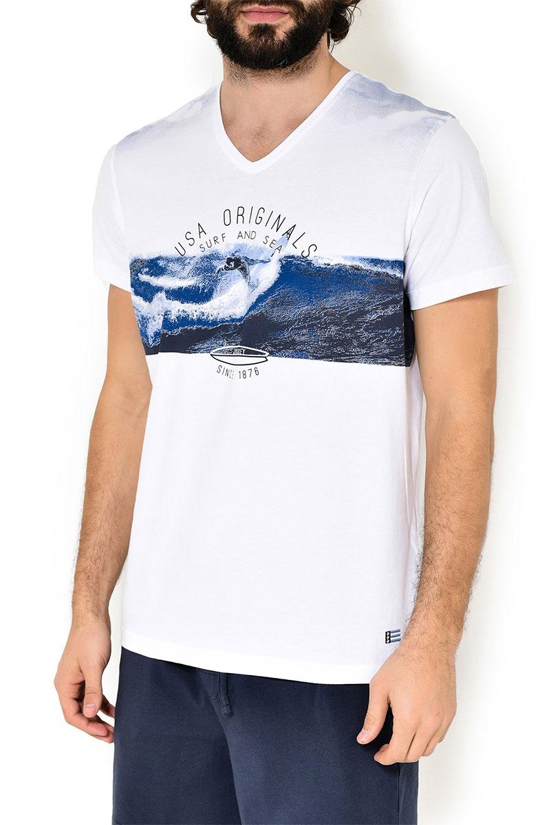 Мужская футболка 517017 Jockey