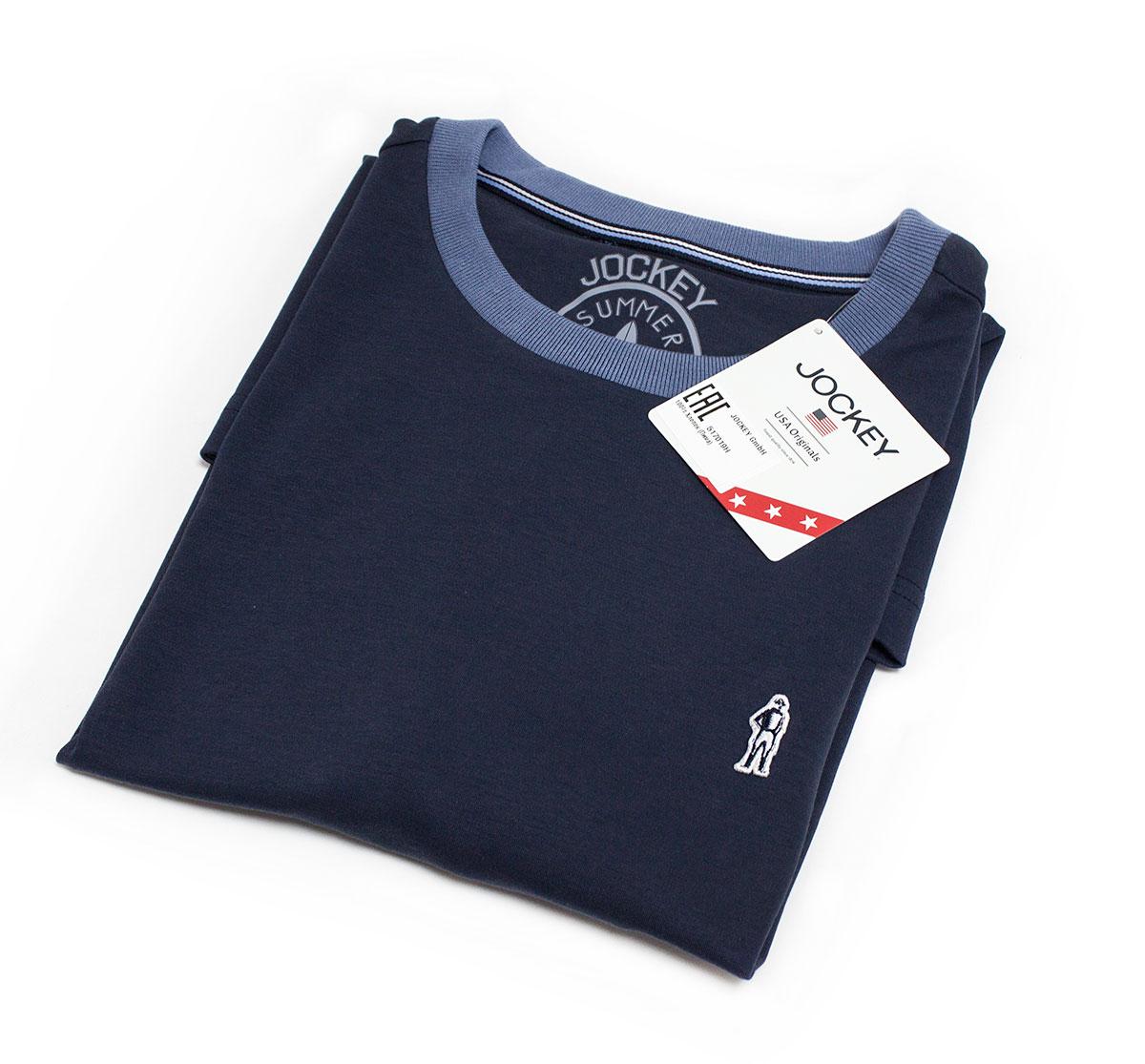 Мужская футболка 517019 Jockey
