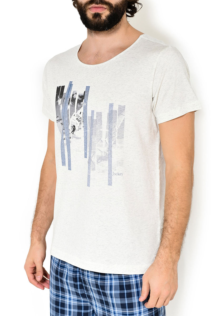 Мужская футболка 517023 Jockey