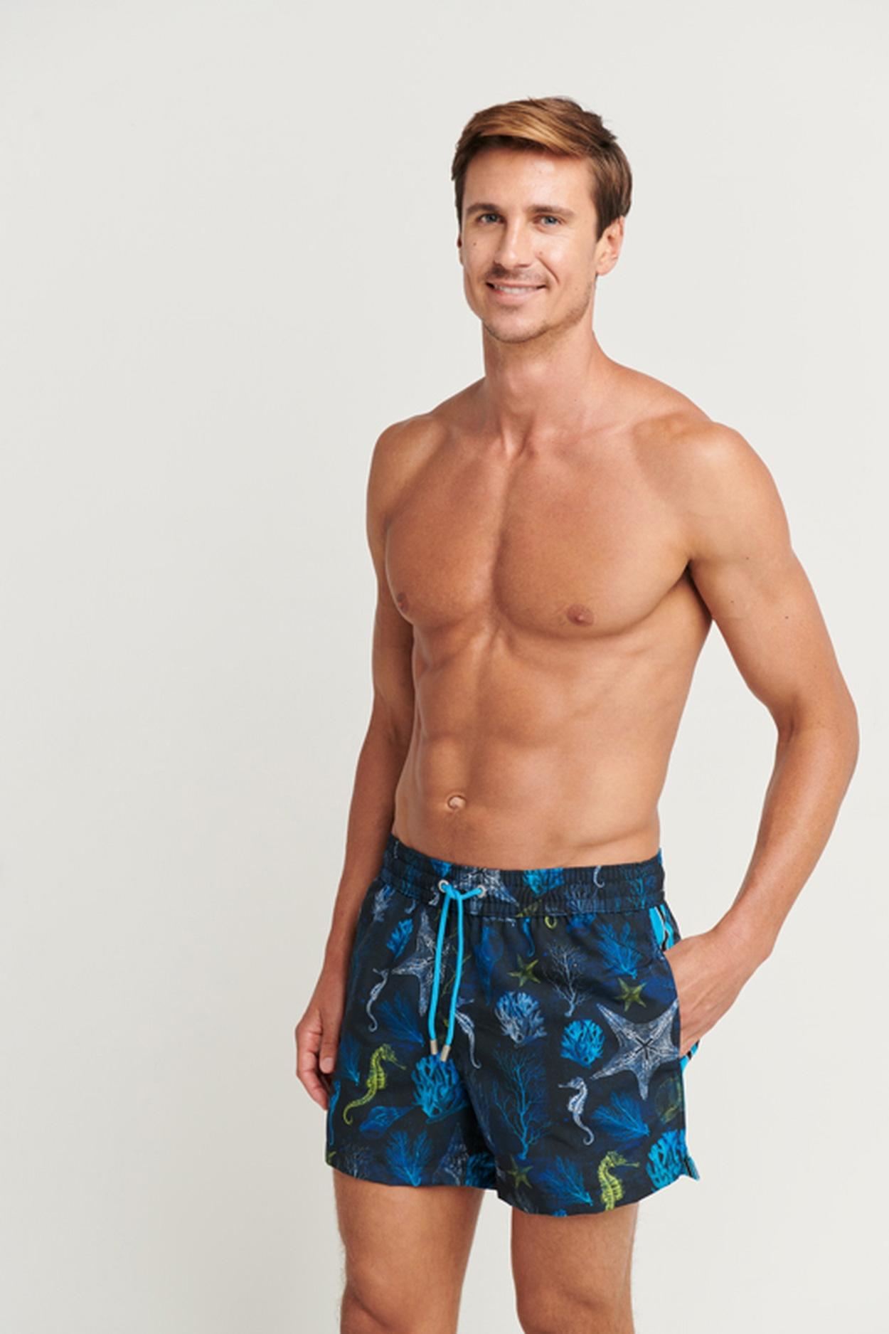 Пляжные шорты 6711211H синий Jockey