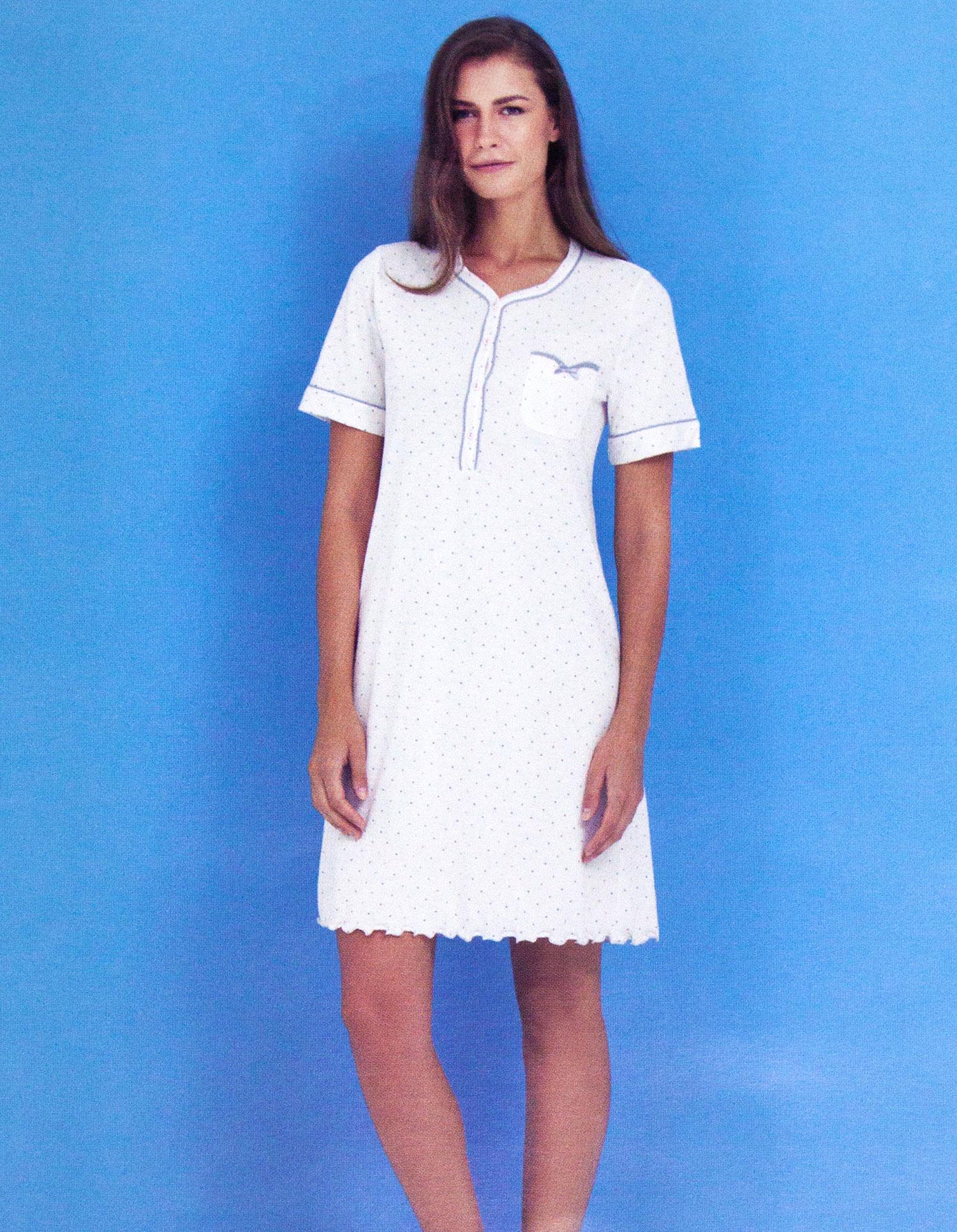 Трикотажная сорочка 74025 Linclalor