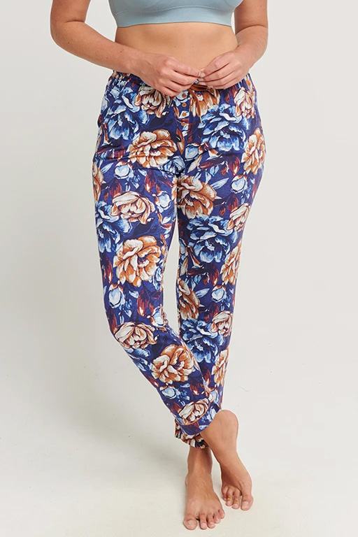 Женские брюки из трикотажа 8501211H Jockey