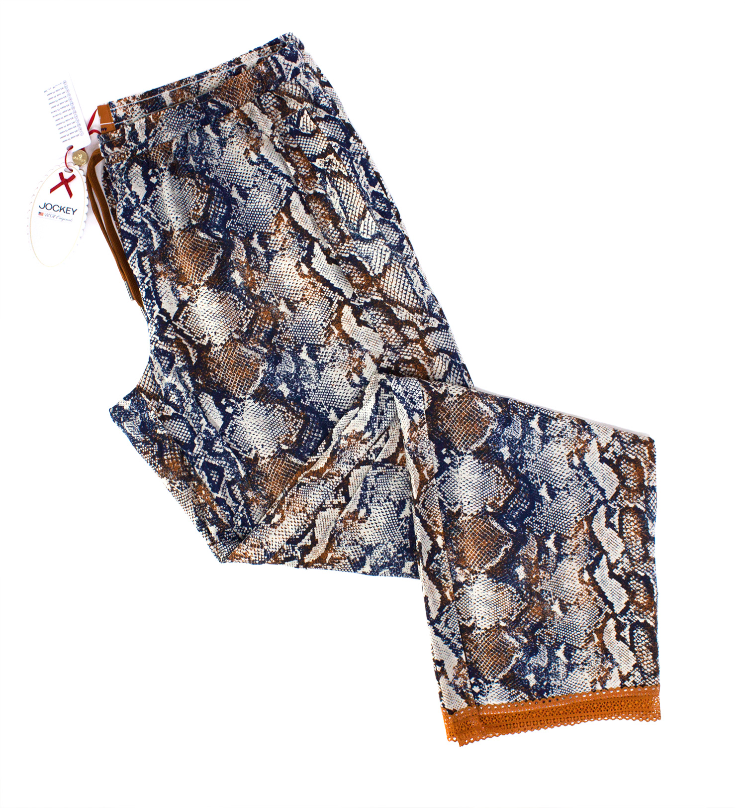 Женские брюки из штапельной ткани 8505211H Jockey
