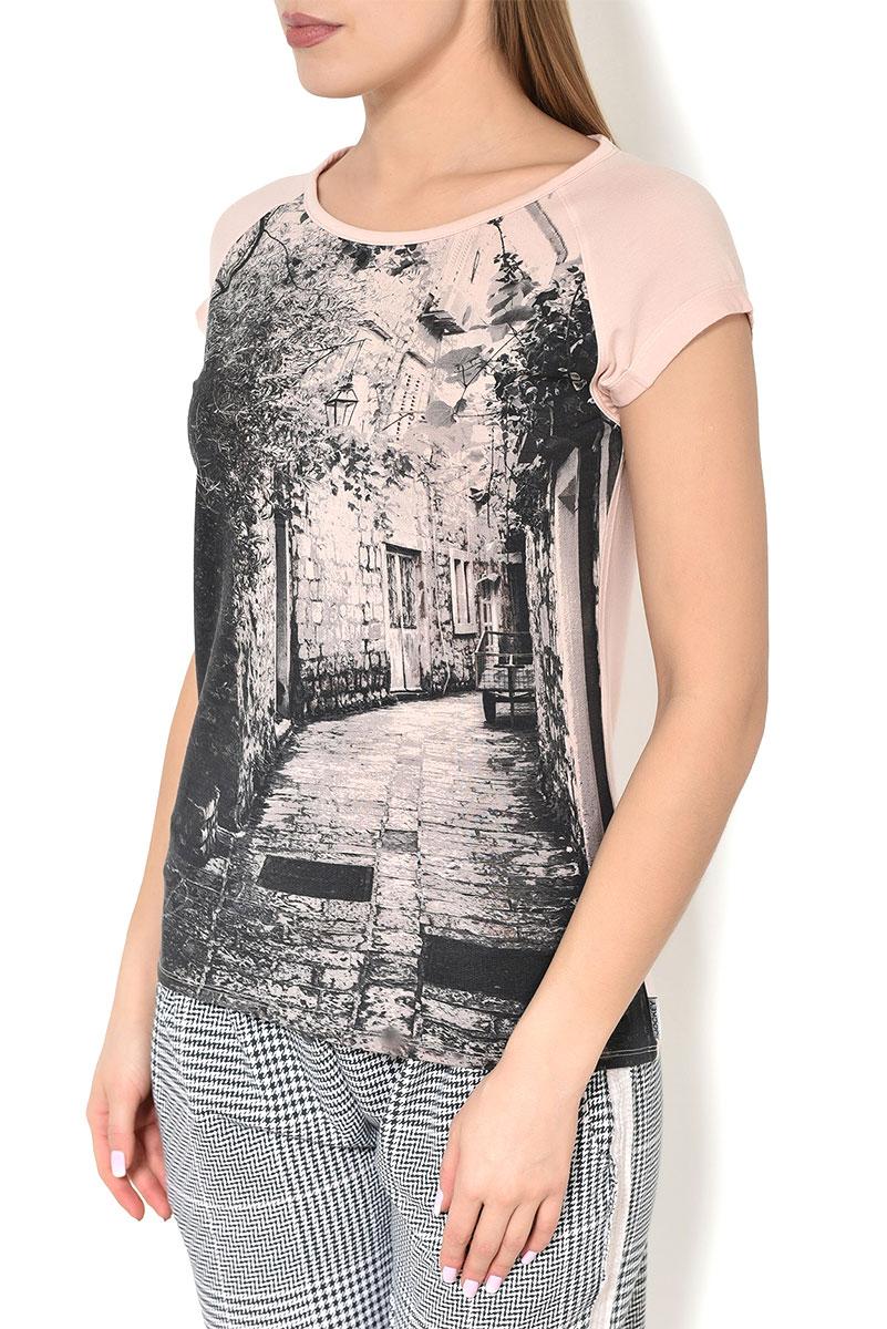 Женская футболка 851019H Jockey